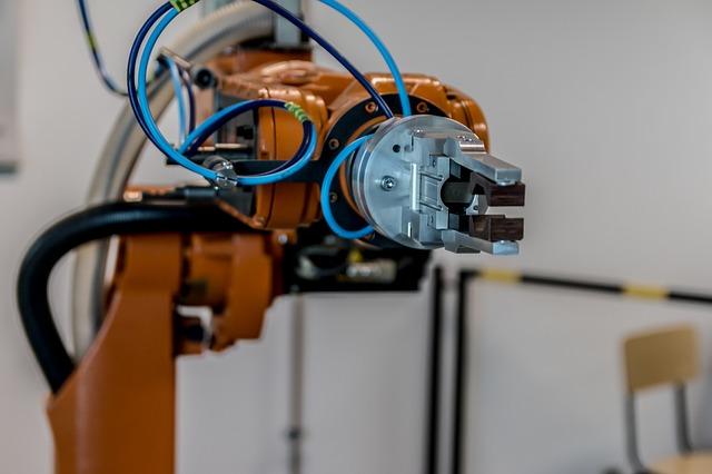 robotska in vakuumska prijemala